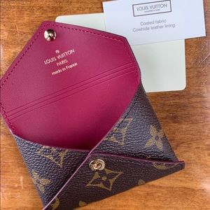 Brand New Louis Vuitton Pouchette Card Case